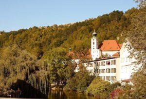 Grundsteinlegung für das IBB Hotel Eichstätt