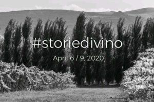 #Storiedivino im Social Livestream