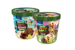 Eis begehrt bei Veganern: EDEKA bringt American-Style-Eis ohne tierische Zutaten in die Märkte