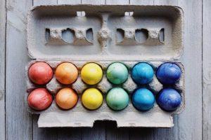 Deutsche essen durchschnittlich 235 Eier im Jahr