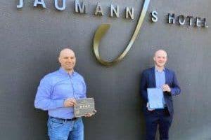 Das Jaumann's Hotel in Köln erhält erstmals vier Sterne