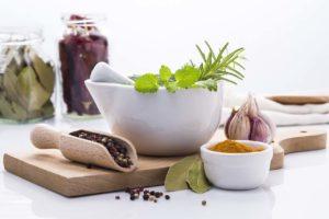Das grüne Aromawunder! Kochen mit frischen Kräutern