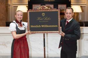 Das Sacher Salzburg öffnet wieder