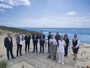 5 Sterne für das Strandhotel Dünenmeer